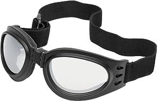 River Road Adventure Goggles - Black w/Clear