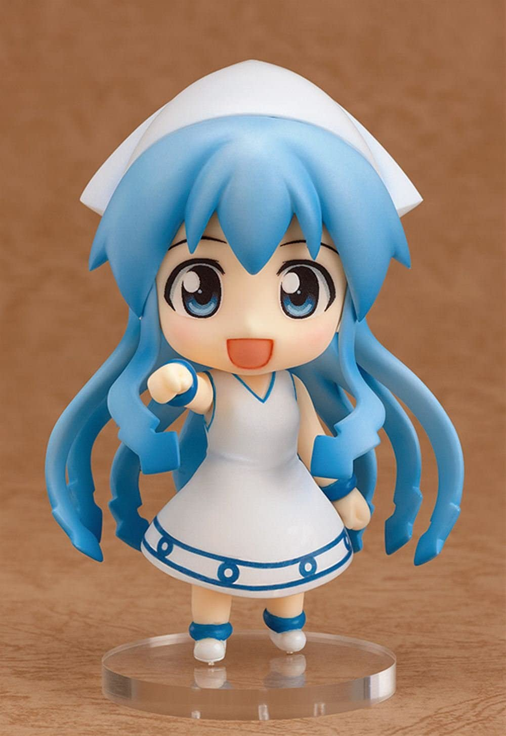 *B3005-3 GSC Mini Ika Musume Squid Girl Trading Figure 3 Fighting Japan Anime