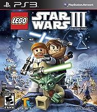 LEGO Star Wars III The Clone Wars by Lucas Arts (2011) - PlayStation 3