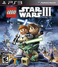 LEGO Star Wars III The Clone Wars by Lucas Arts (2011) - PlayStation 3