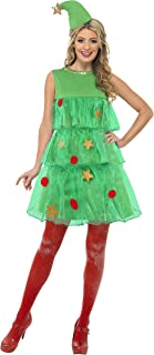 Smiffys Women's Zombie Bavarian Female Costume with Dress, Multi, Small