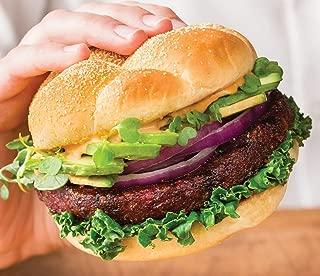Dr. Praeger's Non-GMO Sweet Heat Vegan Beet Veggie Burger 4 ounces (Pack of 40)