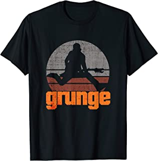 Grunge 80s & 90s Music Designs And Gift Idea T-Shirt