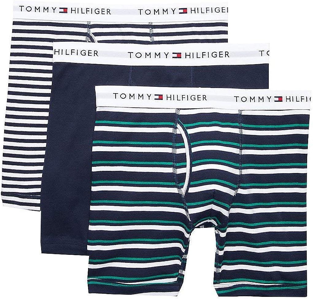 Tommy Hilfiger Men's Underwear Multipack Cotton Classics Trunks