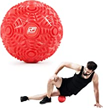 RitFit Deep Tissue Massage Ball Roller - 4.7-Inch Mobility Balls for Exercise and Recovery - Max Muscle Ball for Trigger Point and Myofascial Release, Include Free Carry Bag