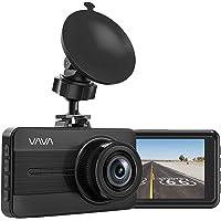 VAVA Dash Cam 1080P Full HD Car DVR Dashboard Camera with 3 Inch LCD Screen