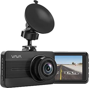 VAVA Dash Cam 1080P Full HD Car DVR Dashboard Camera