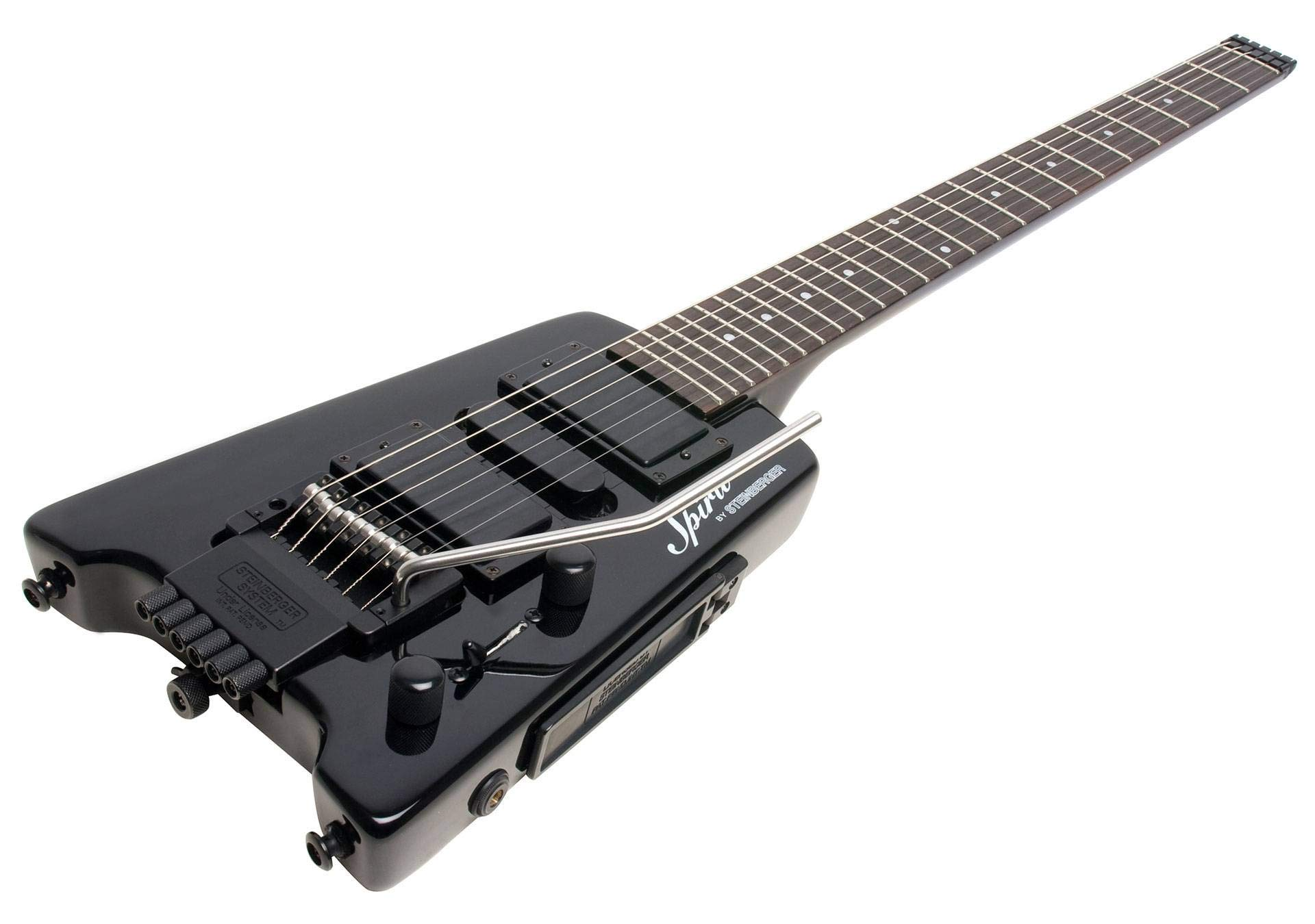 Cheap Steinberger GTPROBK1 Solid-Body Electric Guitar Black Black Friday & Cyber Monday 2019