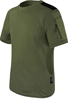 Bundeswehr BW leo Köhler camisola arida camisa German Army Military tshirt coyote