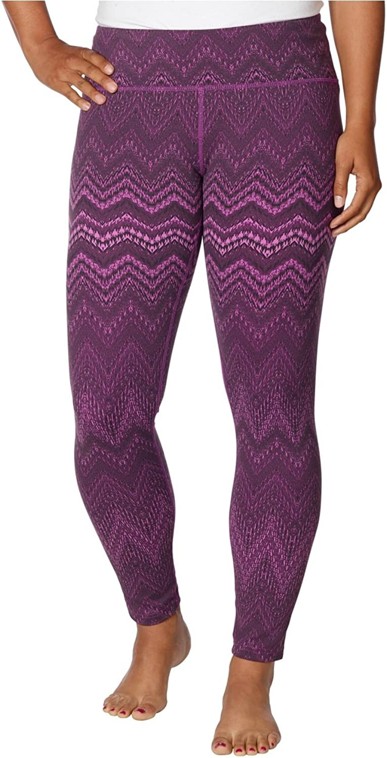 Tuff Athletics Ladies' Printed Active Yoga Legging