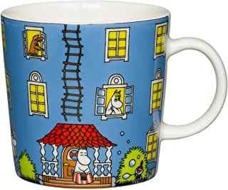Arabia Moomin House Mug 70 Anniversary Commemoration