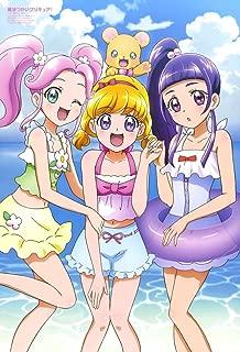 TianSW Maho Girls PreCure! (24inch x 35inch/60cm x 88cm) Waterproof Poster No Fading