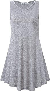 VeryAnn Women Floral Print T Shirts Striped Blouse Casual Long Sleeve Tops