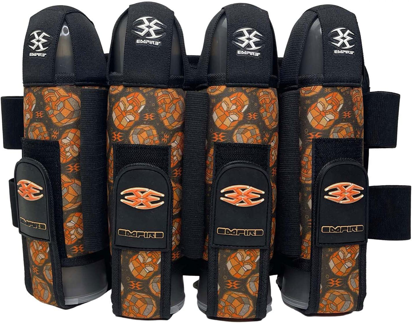 Empire NXE New Orleans Mall Pro Level Harness - 7 4 PolySkull Orange + Lowest price challenge