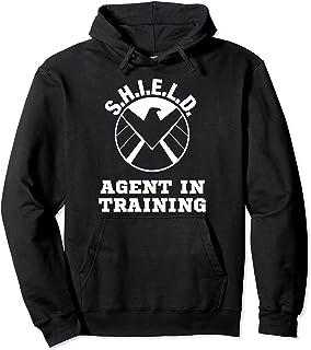 Marvel S.H.I.E.L.D. Agent In Training Eagle Academy Sweat à Capuche