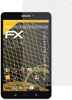 9H Hybrid-Glass FX Schutzpanzer Folie atFolix Glasfolie kompatibel mit Samsung Galaxy Tab 3 8.0 3G SM-T3110 /& LTE SM-T3150 Panzerfolie