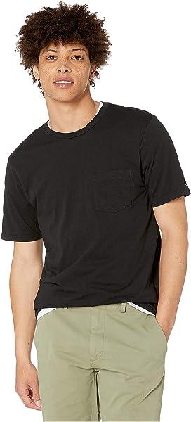 75f9e723 Volcom Moore Stripe Short Sleeve at Zappos.com