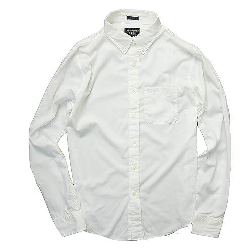 c57b395d Abercrombie & Fitch Men's Button Down Shirt