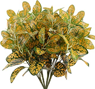Best silk greenery bushes Reviews