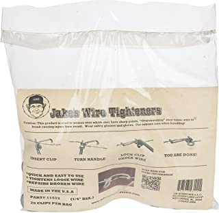 Jakes Wire Tighteners - 1/4