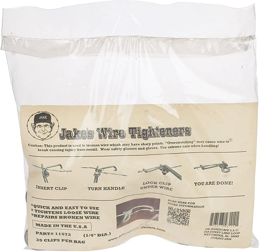 Jake's Wire Tighteners Kit - 1/4