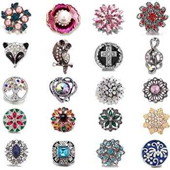 Sister Charm//Pendant Zinc Rhinestone Antique Silver 18mm  5 Charms DIY Jewellery