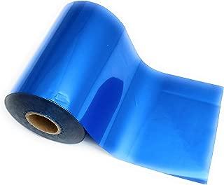 Electric Blue Bright Metallic Toner Reactive Craft Foil - Large 4