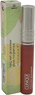 Clinique Long Last Glosswear Lip Gloss, 22 Adore U, 0.20 Ounce