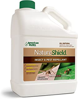 Nature Shield is the Only Pest Control Product on the Market that Integrates a Proprietary Blend of Essential Oils to Create an All-Natural Pest Barrier Around an Entire Landscape.