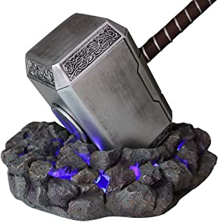 Gmasking 2019 Norse Mythology Resin Thor Hammer Full Size Exclusive Props Upgraded Version
