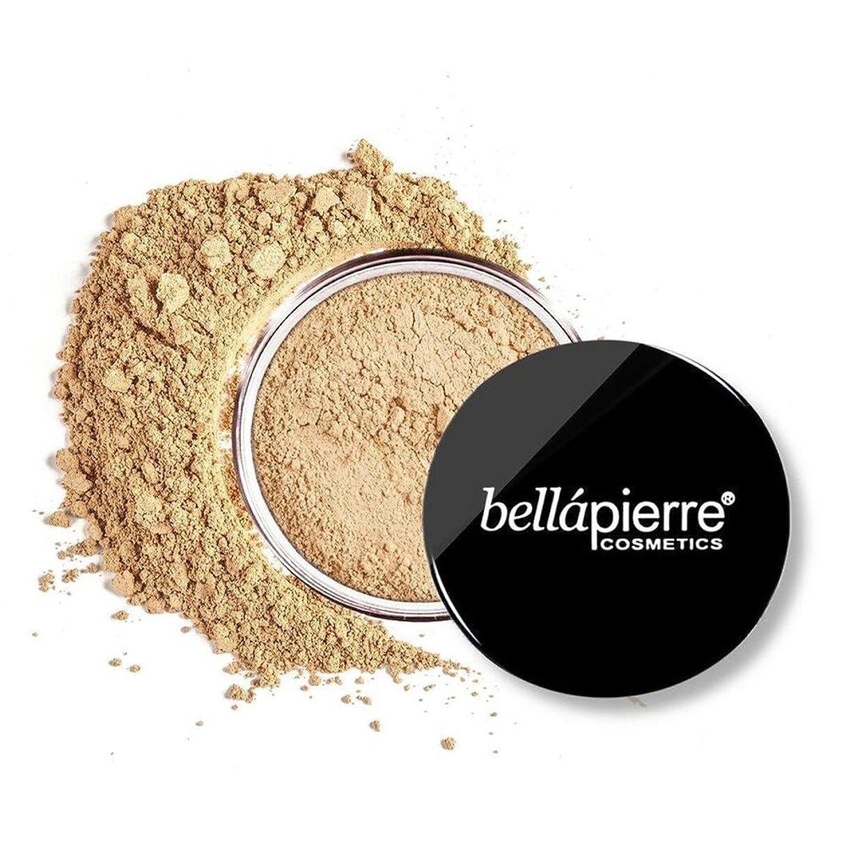 スクリーチ絶望的な郊外Bellapierre Cosmetics Mineral Foundation SPF 15 - # Cinnamon 9g/0.32oz並行輸入品