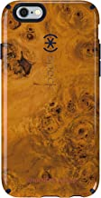 Speck Products CandyShell Inked Jonathan Adler Cell Phone Case for iPhone 6 Plus/6S Plus, HoneyedBurl/BerryBlack Glossy