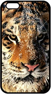 Personality pictures Christmas Gifts Fitted Hard Plastic Cases Wallpaper Tiger iPhone 7 Plus/iPhone 8 Plus For Design By [Zhao Liang]