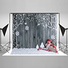 Kate 7X5ft Christmas Photography Background Indoor Photography Backdrops Foldable Without Wrinkles