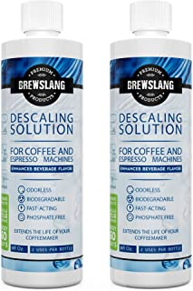 Universal Descaling Solution for Keurig, Cuisinart, Breville, Kitchenaid, Nespresso, Delonghi,