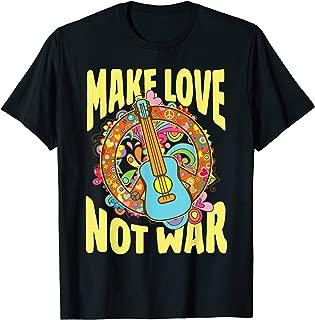 Best make love not war women's t shirt Reviews