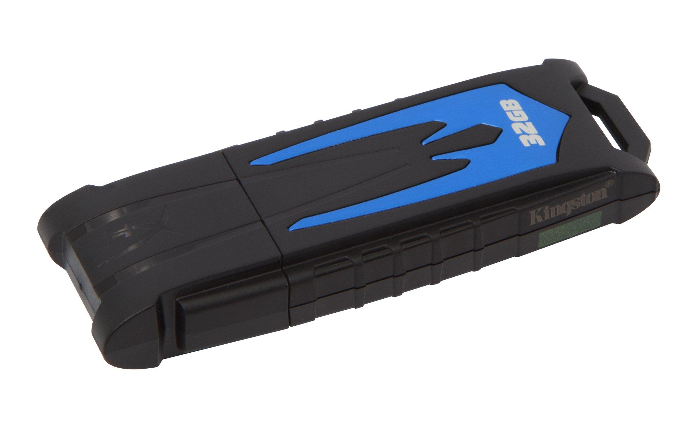 Kingston HyperX Fury HXF30/32GB - Memoria USB de 32 GB, Azul ...