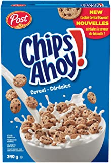 Post Chips Ahoy! Cereal, 340g, 340 Grams