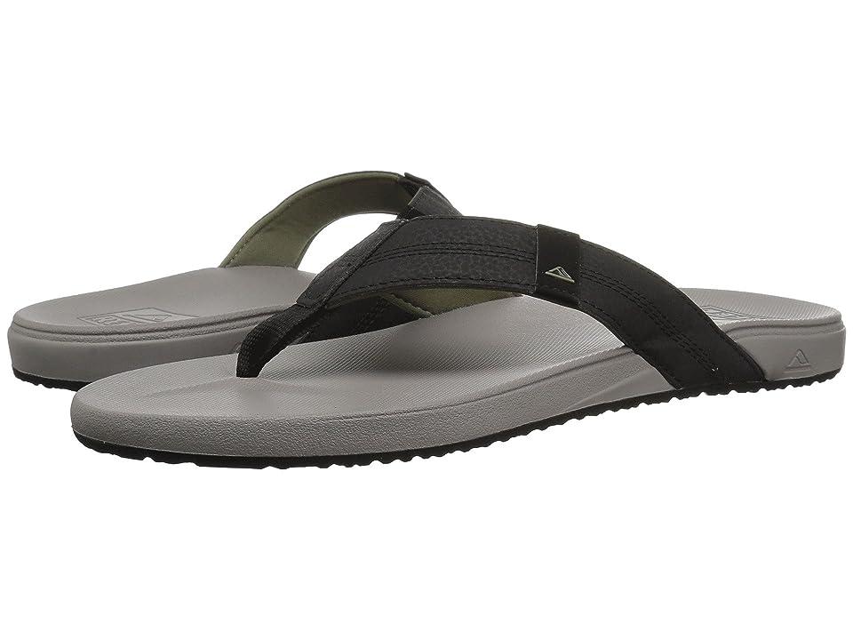 Reef Cushion Bounce Phantom (Light Grey) Men's Sandals