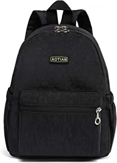 AOTIAN Lightweight Durable Travel Hiking Women and Girls Small Backpack Daypack, Warranty 1-Year