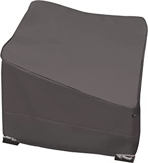 Classic Accessories Ravenna Water-Resistant 40 Inch Patio Deep Seated Corner Sectional Cover