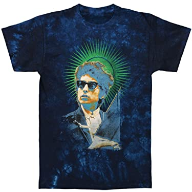 Bob Dylan Men's Surreal Tie Dye T-Shirt Multi