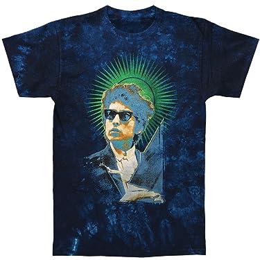 Bob Dylan Men's Surreal Tie Dye T-Shirt Multi