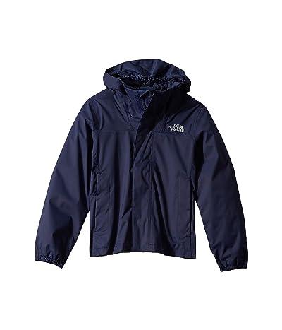 The North Face Kids Resolve Reflective Jacket (Little Kids/Big Kids) (Montague Blue) Girl
