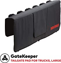 yakima - Gatekeeper Tailgate Pad for Full-Sized Truck Beds, Carries Up to 6 Bikes