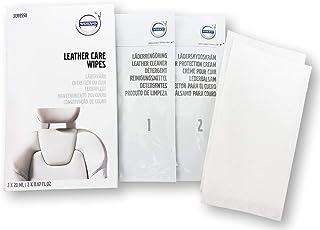 Volvo Auténtica Piel Cuidado toallitas Limpia y Condiciones