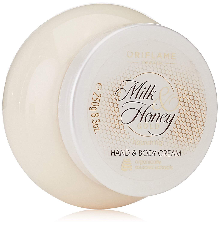 Oriflame Milk & Honey Gold Body Cream  Amazon.de Beauty