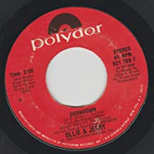Ollie And Jerry - Breakin' ...There's No Stopping Us / Showdown - Polydor - 821 708-7