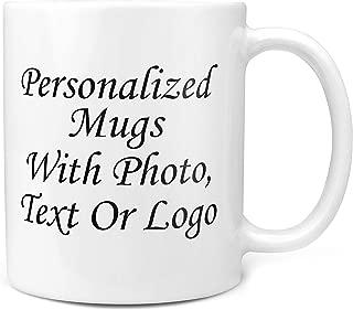 personalized holiday mugs