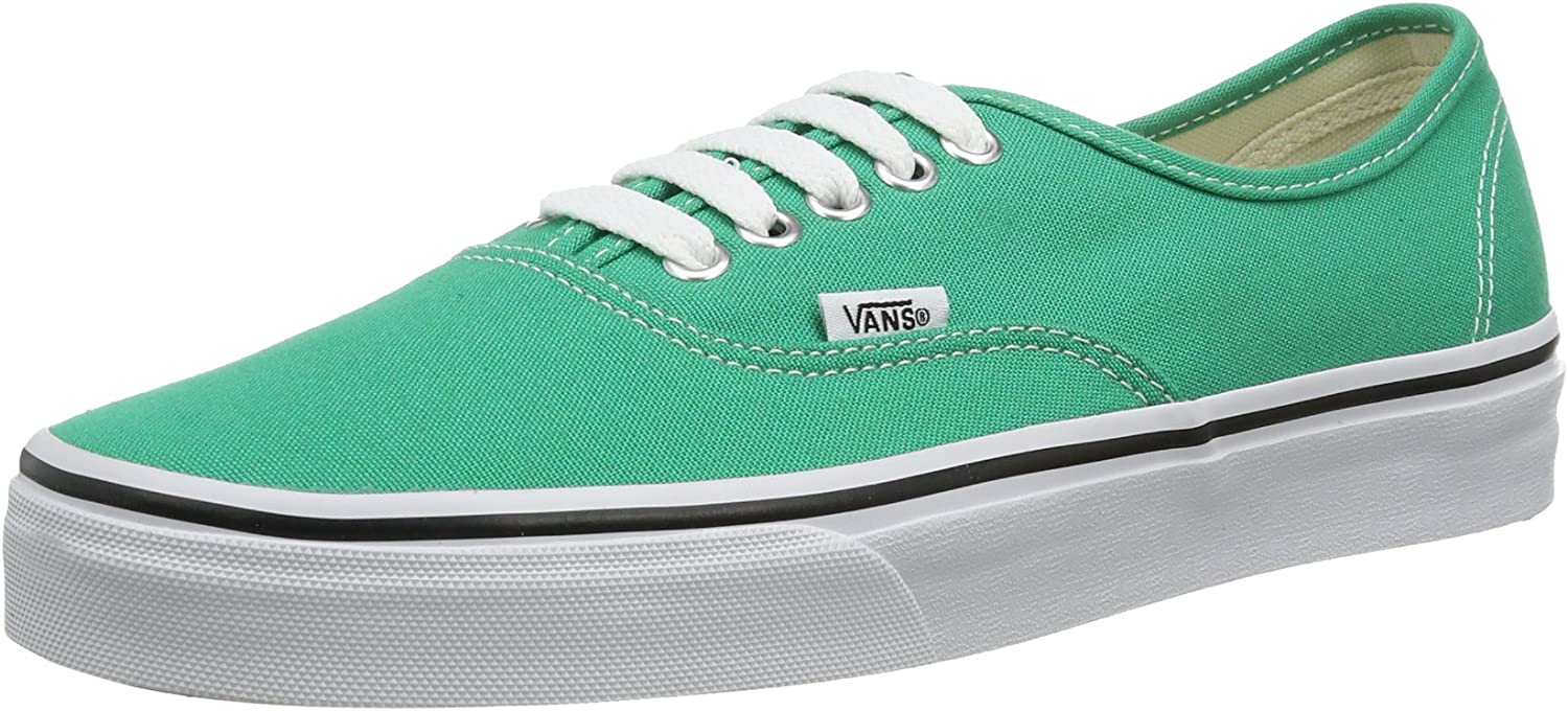 Vans Unisex Adults' U Authentic Emerald True Wh Slippers